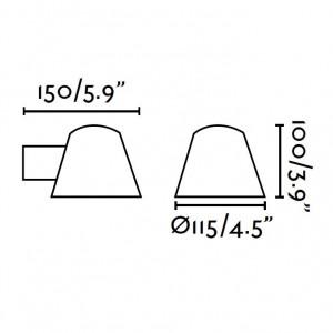 caractéristiques et dimensions