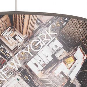 Suspension New-York gratte ciel