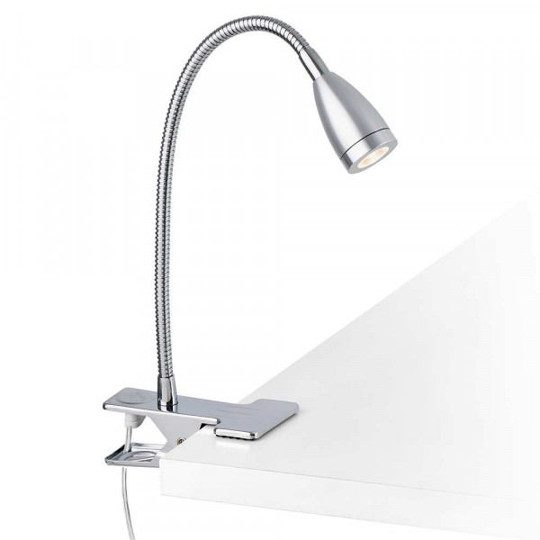 Lampe pince flexible LED