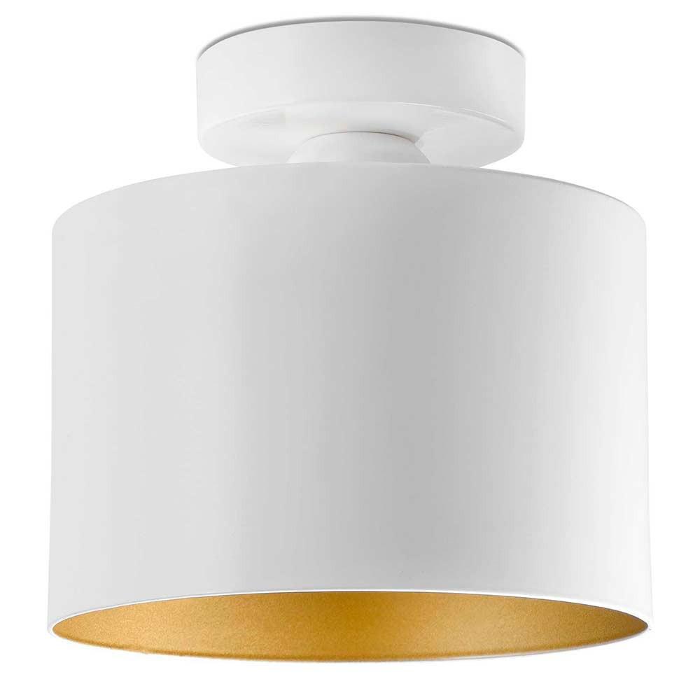 plafonnier cuisine blanc et orange lampe avenue. Black Bedroom Furniture Sets. Home Design Ideas
