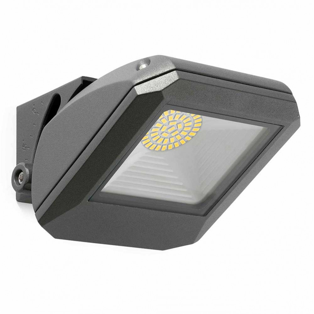 Applique led ip65 110w pour l 39 ext rieur lampe avenue for Luminaire exterieur led