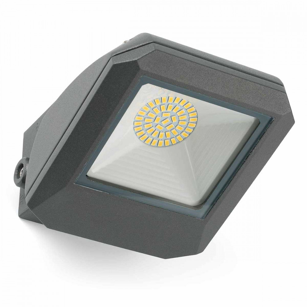 Applique led ip65 110w pour l 39 ext rieur lampe avenue for Spot applique exterieur