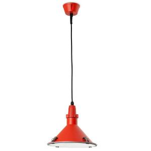 Suspension rouge cuisine ou ext rieur en vente sur lampe - Suspension cuisine rouge ...