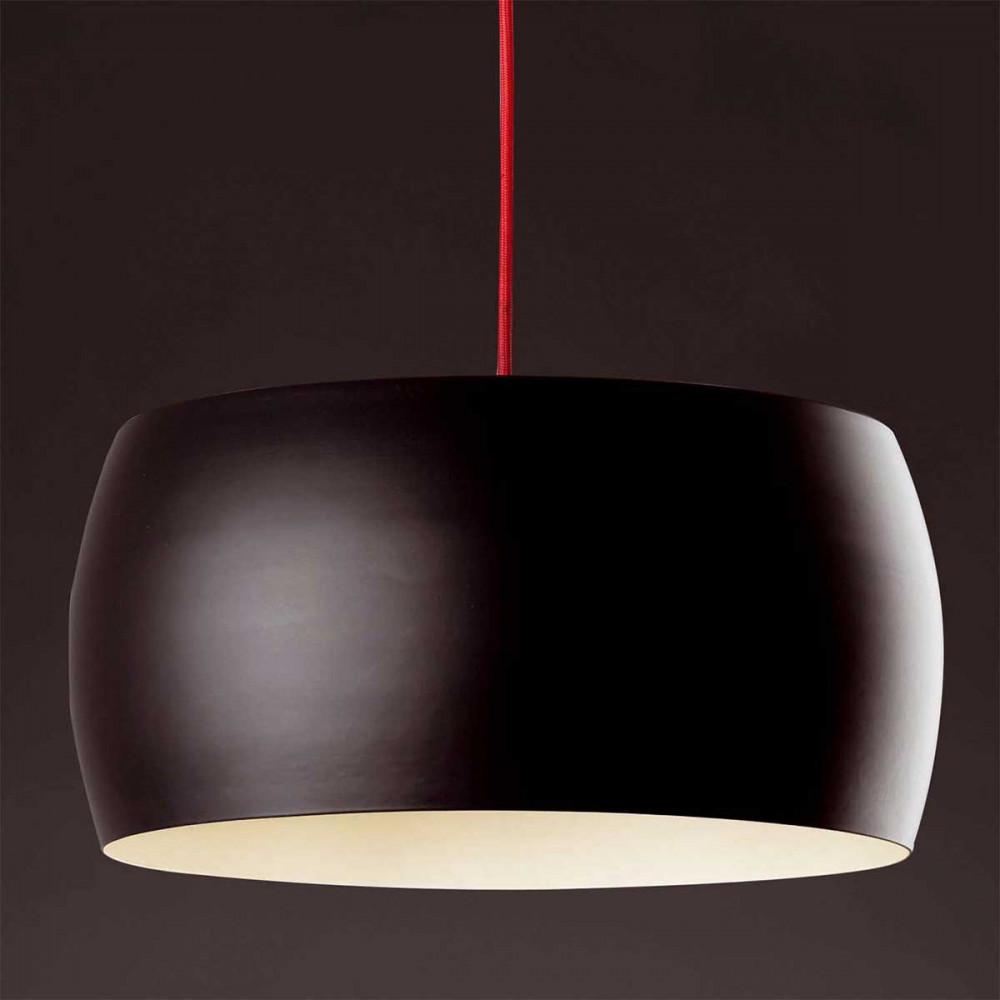 Suspension Avenue Lampe Noir Noire Sur FaroLuminaire 6Ibf7gYvy