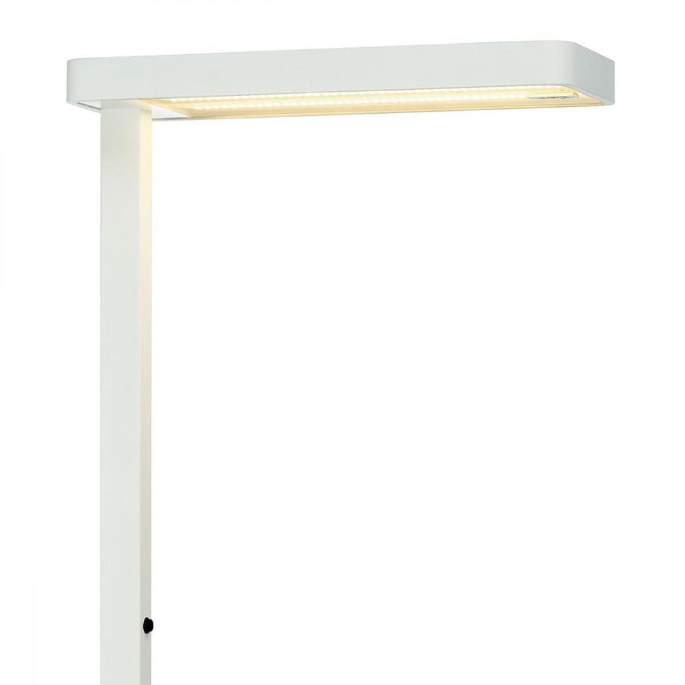 Lampadaire de bureau led design avec d tecteur de for Luminaire exterieur led avec detecteur