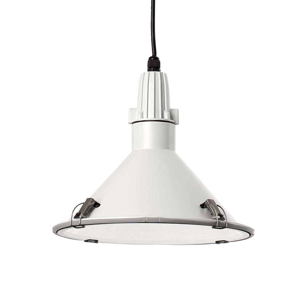 Suspension blanche cuisine ou ext rieur en vente sur lampe for Exterieur ip44
