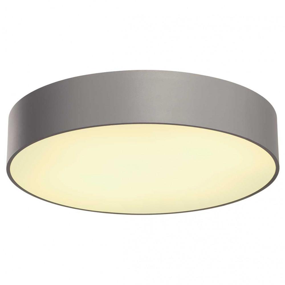 grand plafonnier gris argent de 60cm en vente sur lampe avenue. Black Bedroom Furniture Sets. Home Design Ideas