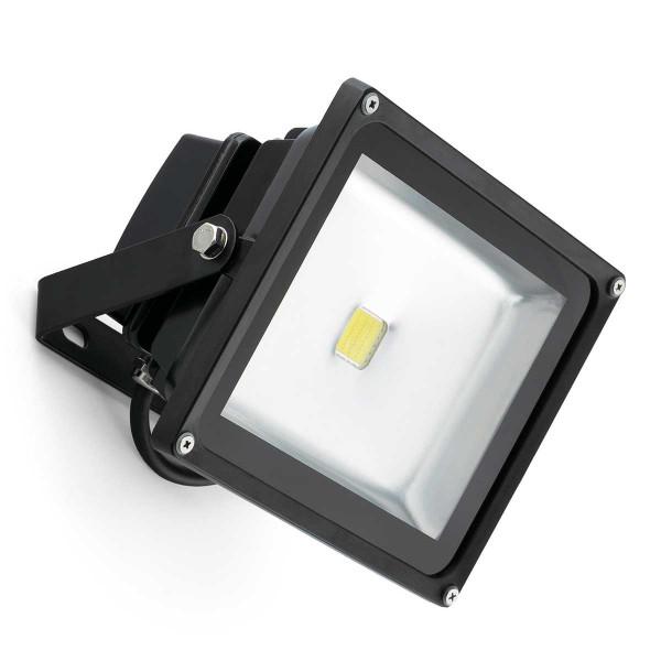 Projecteur ext rieur tr s puissant led 50w soit 300w for Luminaire exterieur puissant
