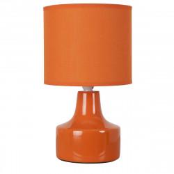 Petite lampe orange