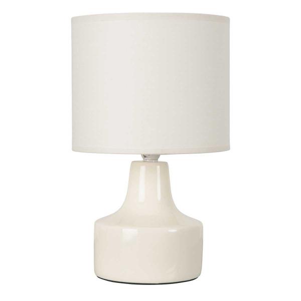Petite lampe crème