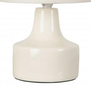 Petite lampe crème Zen