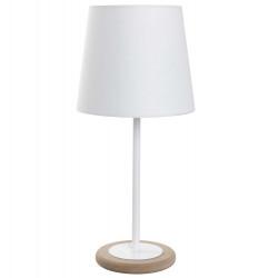 Vente de lampe poser lampe de table lampe avenue for Lampe de chevet blanche