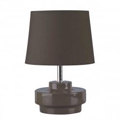 lampe marron chocolat ou beige pour votre clairage. Black Bedroom Furniture Sets. Home Design Ideas