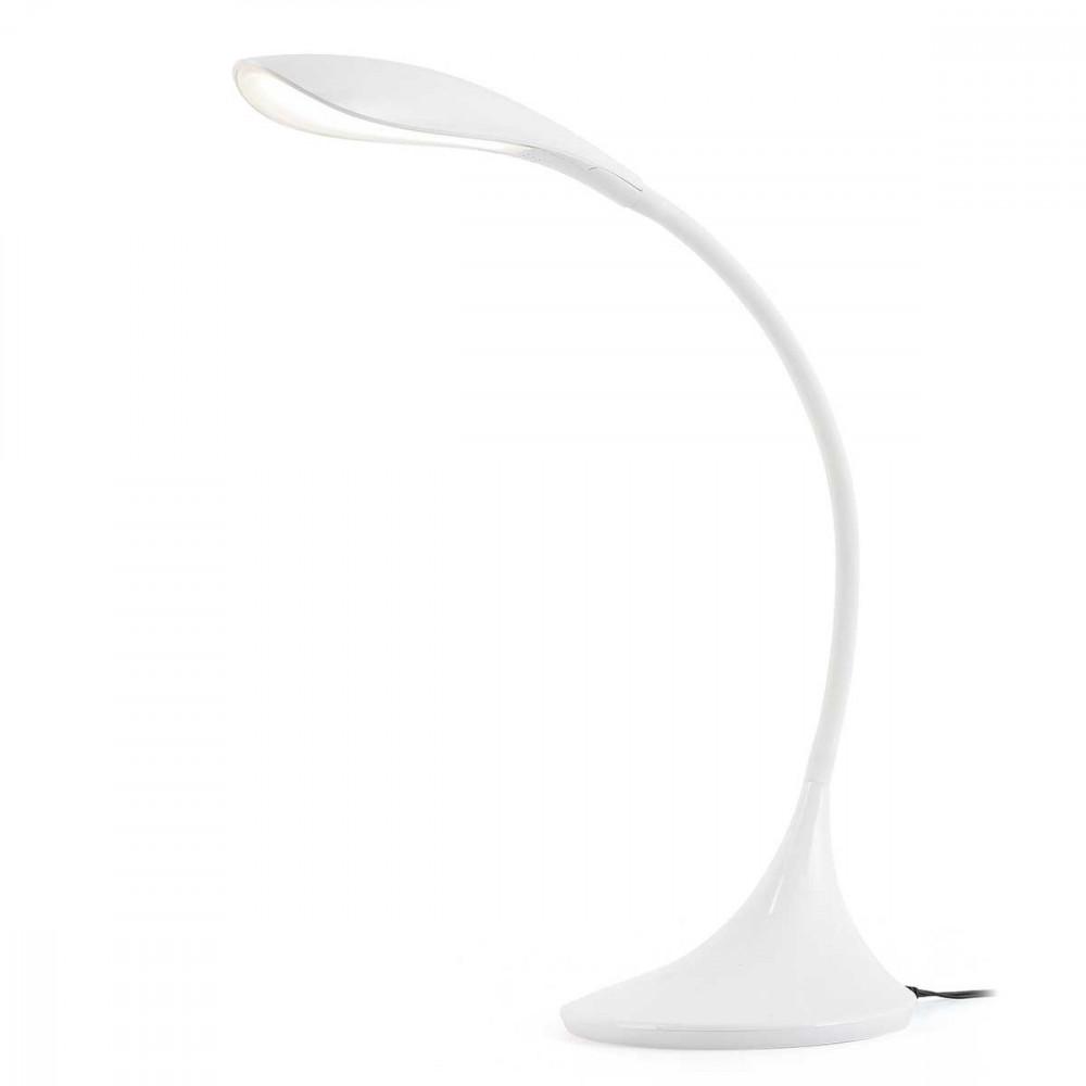 lampe blanche design flexible id ale pour un bureau lampe avenue. Black Bedroom Furniture Sets. Home Design Ideas