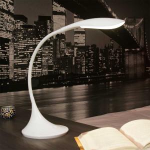 Lampe blanche design