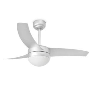 Ventilateur gris moderne