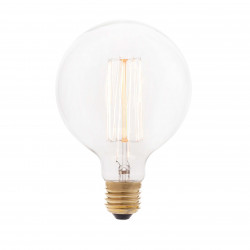 Ampoule décorative globe E27 60W