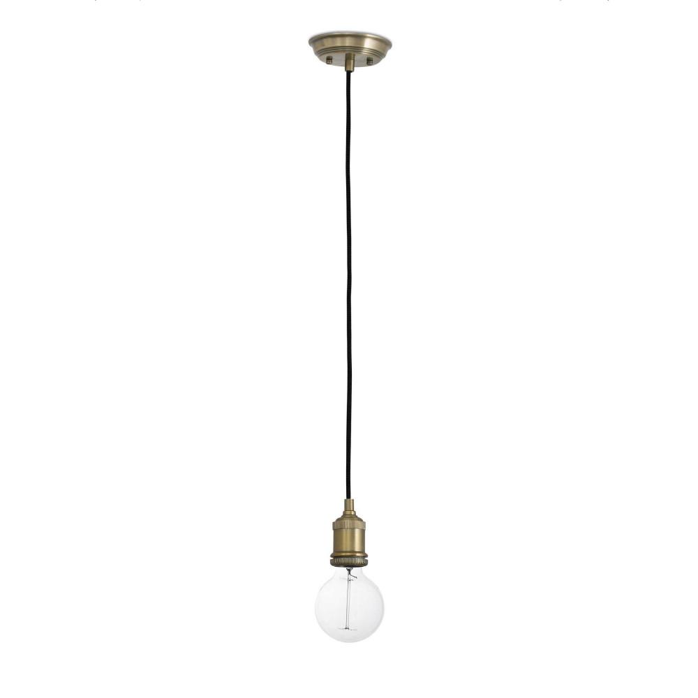 Suspension ampoule style vintage