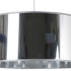 Suspension cylindre miroir