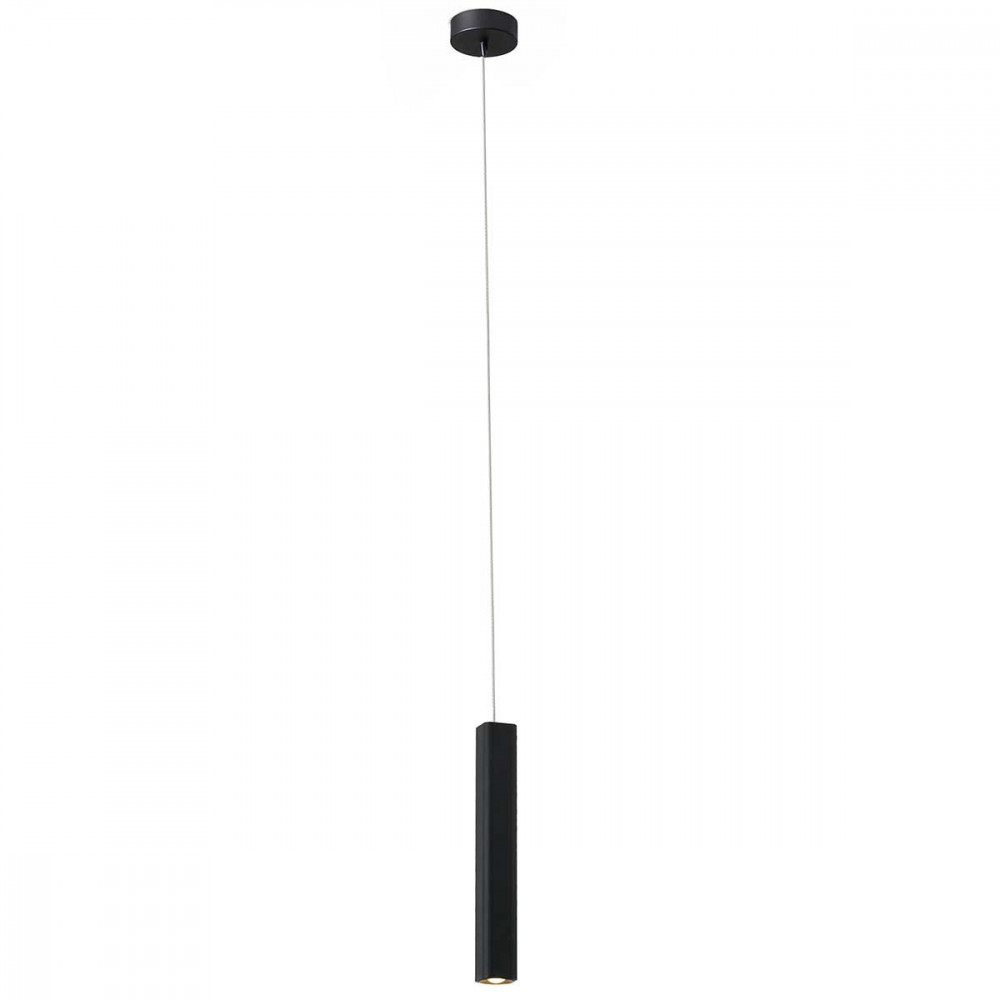 Suspension led noire design en alu en vente sur lampe avenue for Suspension led exterieur