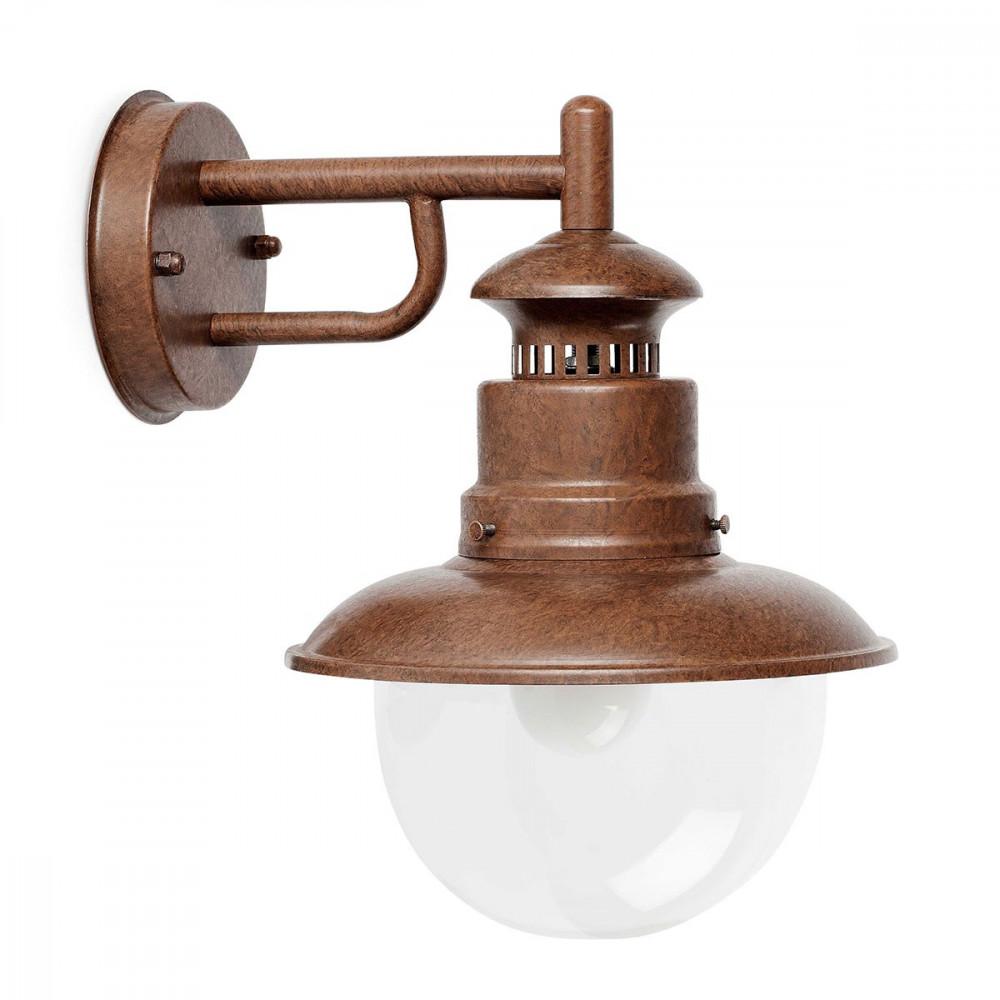 Applique marron pour l 39 ext rieur lampe avenue for Lampe applique exterieur