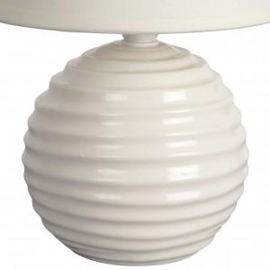 Lampe crème
