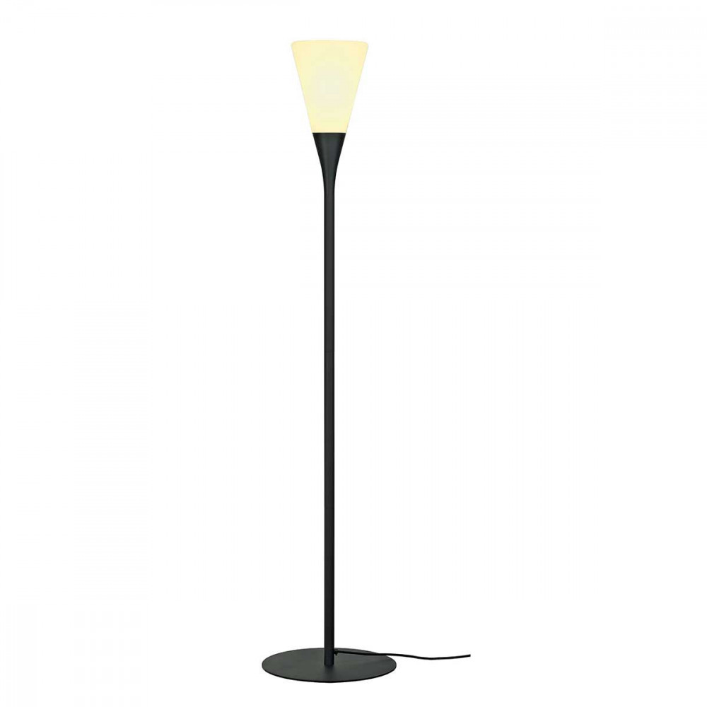 lampadaire blanc exterieur amazing lampadaire extrieur adegan blanc anthracite e w with. Black Bedroom Furniture Sets. Home Design Ideas