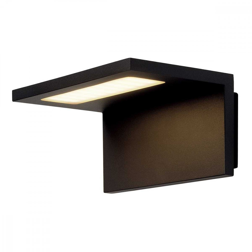 Applique ext rieure grise led moderne et design en alu for Exterieur design