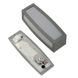 Applique détecteur de mouvement extérieur