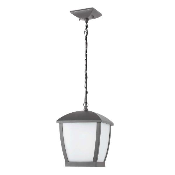 suspension forme lanterne pour terrasse ou ext rieur lampe avenue. Black Bedroom Furniture Sets. Home Design Ideas