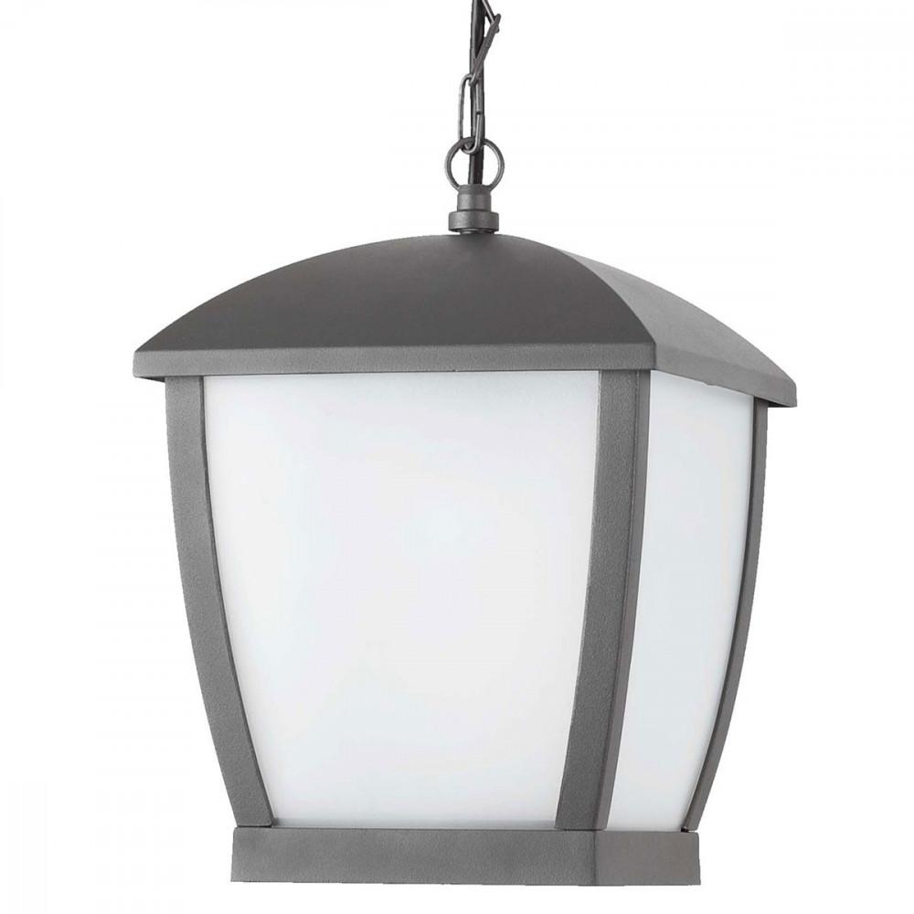 Suspension forme lanterne pour terrasse ou ext rieur lampe avenue - Lanterne pour terrasse ...