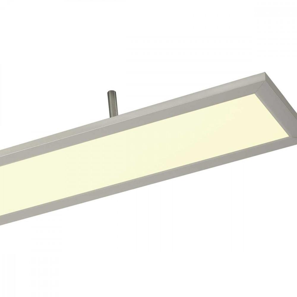 Panneau led rectangulaire pour plafond puissance environ 200w for Plafonnier rectangulaire design