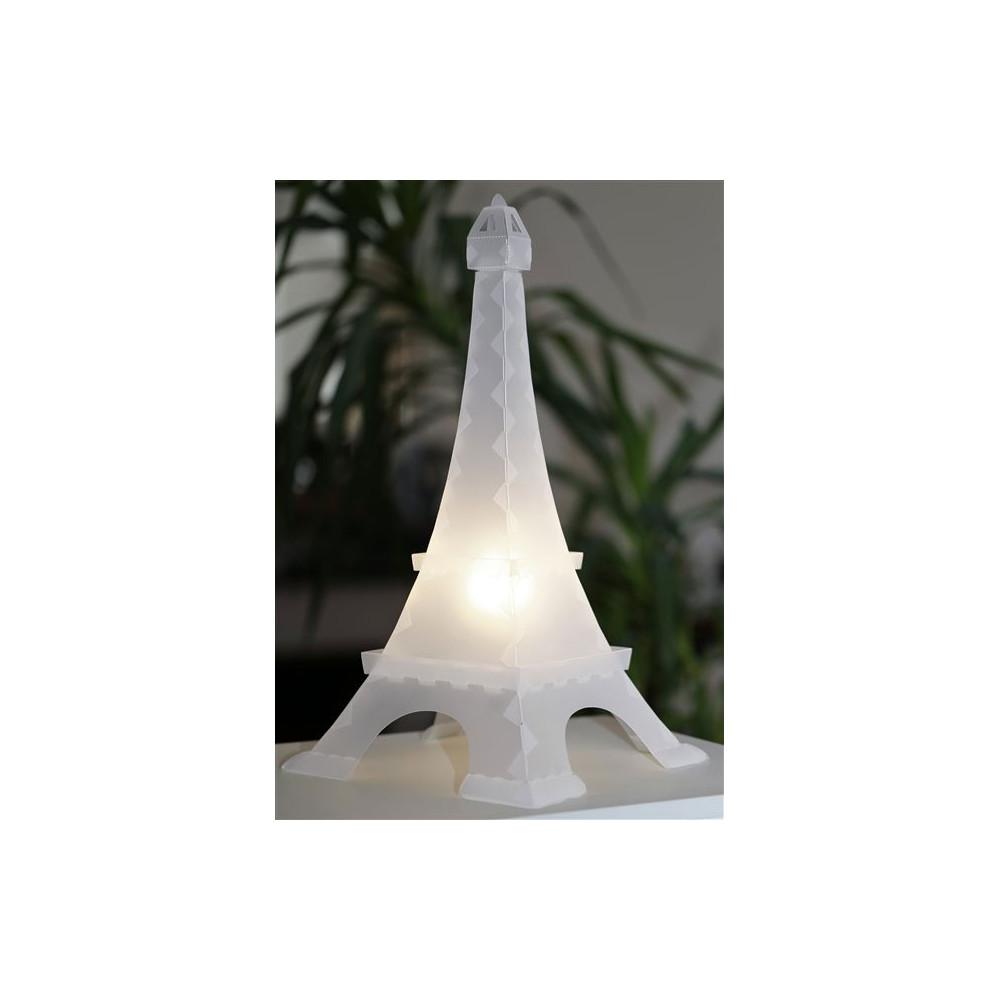 lampe d 39 ambiance tour eiffel luminaires d co sur lampe. Black Bedroom Furniture Sets. Home Design Ideas