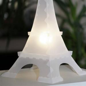 Lampe ambiance tour eiffel