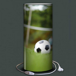 Lampe football enfant