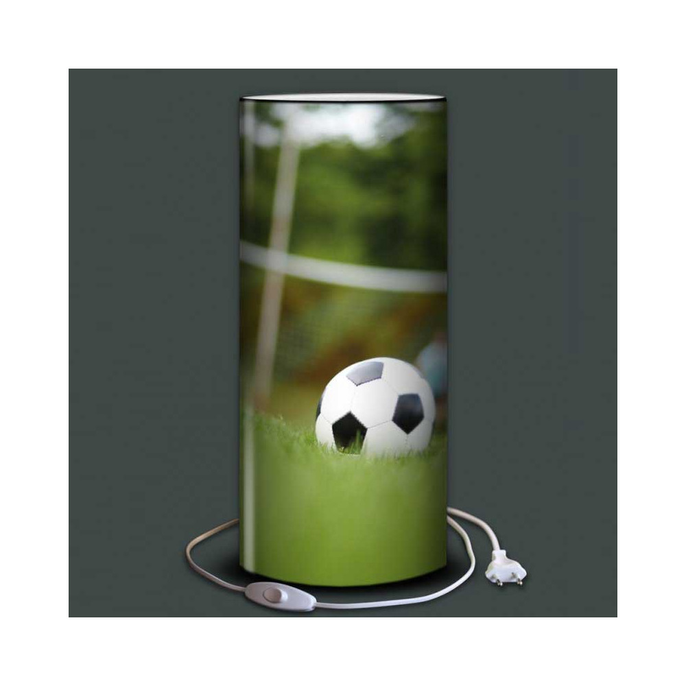 lampe football enfant. Black Bedroom Furniture Sets. Home Design Ideas