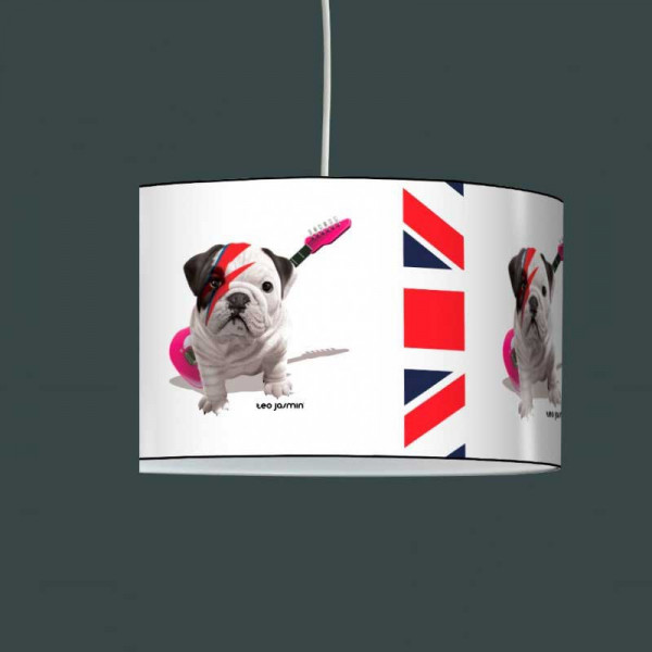 Suspension enfant london rock en vente sur lampe avenue for Lampe de chevet london