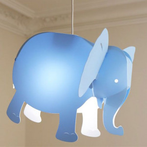 Luminaire enfant éléphant