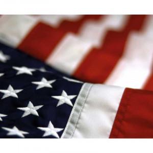 Lampe drapeau USA