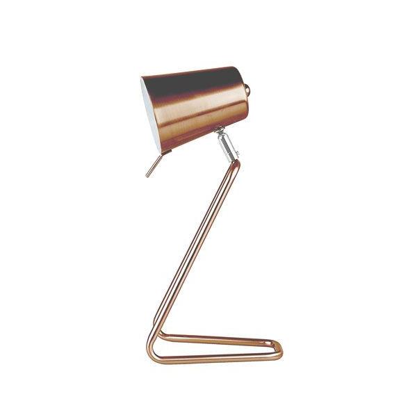 Lampe de table cuivre
