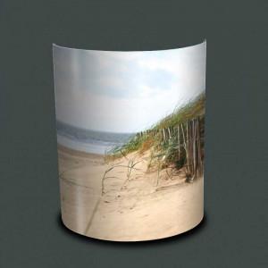 Applique murale dune et plage