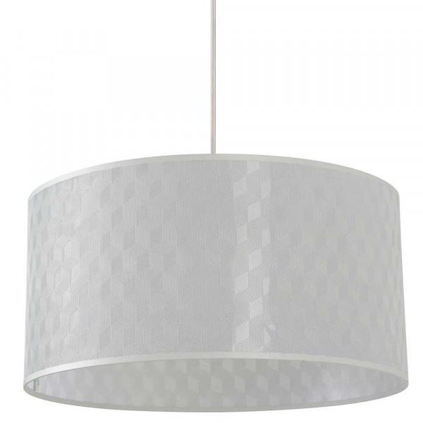 Suspension luminaire blanche design