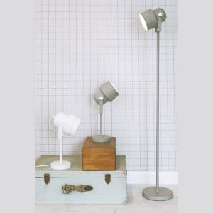 Lampadaire projecteur leitmotiv