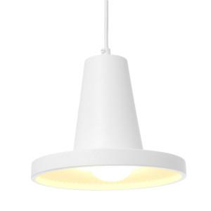 Suspension luminaire blanc leitmotiv