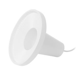 Suspension design blanche conique
