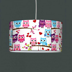 Suspension enfant hibou
