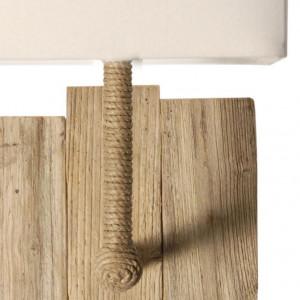 Applique bois cocart