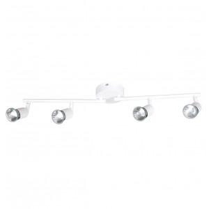luminaire plafond balanc 4 spots. Black Bedroom Furniture Sets. Home Design Ideas