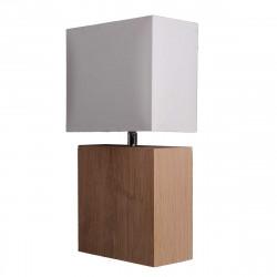 Luminaire applique bois