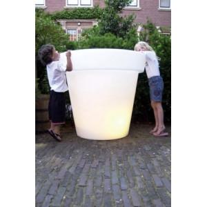 Pot lumineux Bloom 90cm